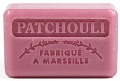 "Sapone di Marsiglia ""Patchouli"" - Foufour Savonnette Marseillaise Patchouli"