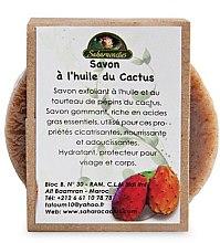 Profumi e cosmetici Sapone all'olio di fico d'India - Efas Saharacactus Opuntia Ficus Soap