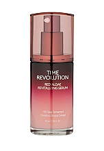 Profumi e cosmetici Siero con estratto di alghe rosse - Missha Time Revolution Red Algae Revitalizing Serum