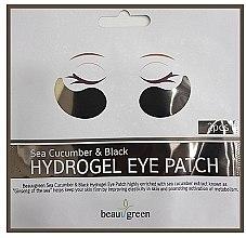 Profumi e cosmetici Cerotti idrogel per gli occhi - BeauuGreen Sea Cucumber Black