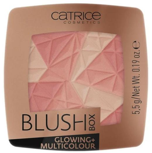 Blush viso - Catrice Blush Box Glowing + Multicolour