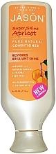 """Profumi e cosmetici Condizionante capelli """"Albicocca"""" - Jason Natural Cosmetics Apricot Pure Natural Conditioner"""