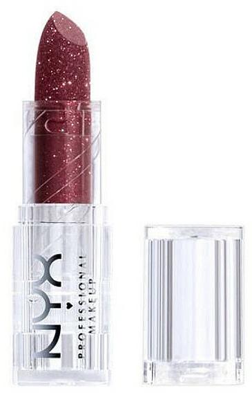 Rossetto - NYX Professional Makeup Diamonds & Ice Please Lipstic