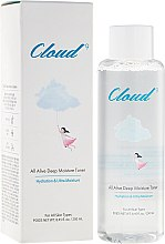 Profumi e cosmetici Tonico viso idratante - Cloud9 All Alive Moisture Toner