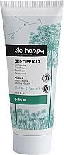 Profumi e cosmetici Dentifricio con estratto di menta - Bio Happy Neutral&Delicate Toothpaste Mint Flavor