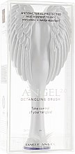 Profumi e cosmetici Spazzola per capelli - Tangle Angel 2.0 Detangling Brush White