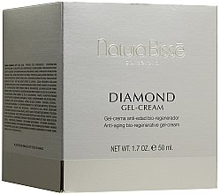 Profumi e cosmetici Crema gel anti-età bio-rigenerante - Natura Bisse Diamond Gel-Cream