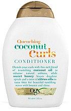 Profumi e cosmetici Condizionante per capelli ricci - OGX Coconut Curls Conditioner