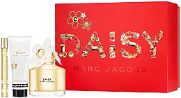 Profumi e cosmetici Marc Jacobs Daisy - Set (edt/100ml + edt/10ml + b/lot/75ml)