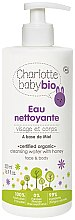Profumi e cosmetici Acqua detergente per bambini - Charlotte Baby Bio Cleansing Water
