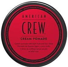 Profumi e cosmetici Pomata-crema per capelli - American Crew Cream Pomade