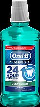 Profumi e cosmetici Colluttorio - Oral-B Pro-Expert Deep Clean