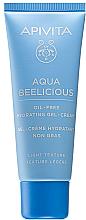 Profumi e cosmetici Crema-gel idratante leggera - Apivita Aqua Beelicious Light Gel-Cream