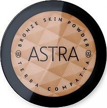 Profumi e cosmetici Cipria abbronzante - Astra Make-Up Bronze Skin Powder