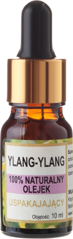"""Olio """"Ylang-Ylang"""" - Biomika Ylang-Ylang Oil"""