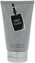 Profumi e cosmetici Aigner First Class - Gel doccia