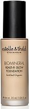 Profumi e cosmetici Fondotinta - Estelle & Thild BioMineral Healthy Glow Foundation