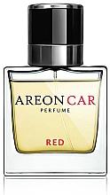 Profumi e cosmetici Deodorante per auto - Areon Luxury Car Perfume Long Lasting Red