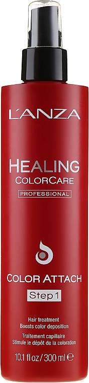 Spray base per la protezione del colore - Lanza Healing Color Care Color Attach Step 1