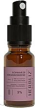 """Profumi e cosmetici Olio-spray collutorio """"Ribes nero"""" 5% - Herbliz CBD Oil Mouth Spray 5%"""