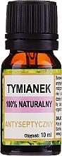 Profumi e cosmetici Olio essenziale di Timo - Biomika Thyme Oil