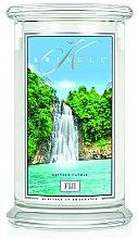 Profumi e cosmetici Candela profumata in vetro - Kringle Candle Fiji