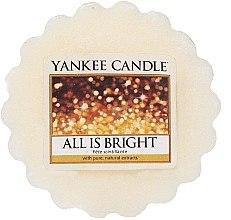 Profumi e cosmetici Cera profumata - Yankee Candle All is Bright Wax Melts