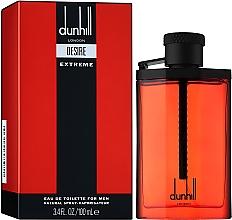 Alfred Dunhill Desire Extreme - Eau de toilette  — foto N2