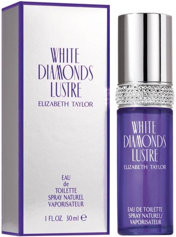 Elizabeth Taylor White Diamonds Lustre - Eau de toilette  — foto N1