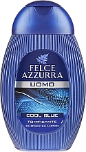 "Profumi e cosmetici Shampoo e gel doccia ""Cool Blue"" - Paglieri Felce Azzurra Shampoo And Shower Gel For Man"
