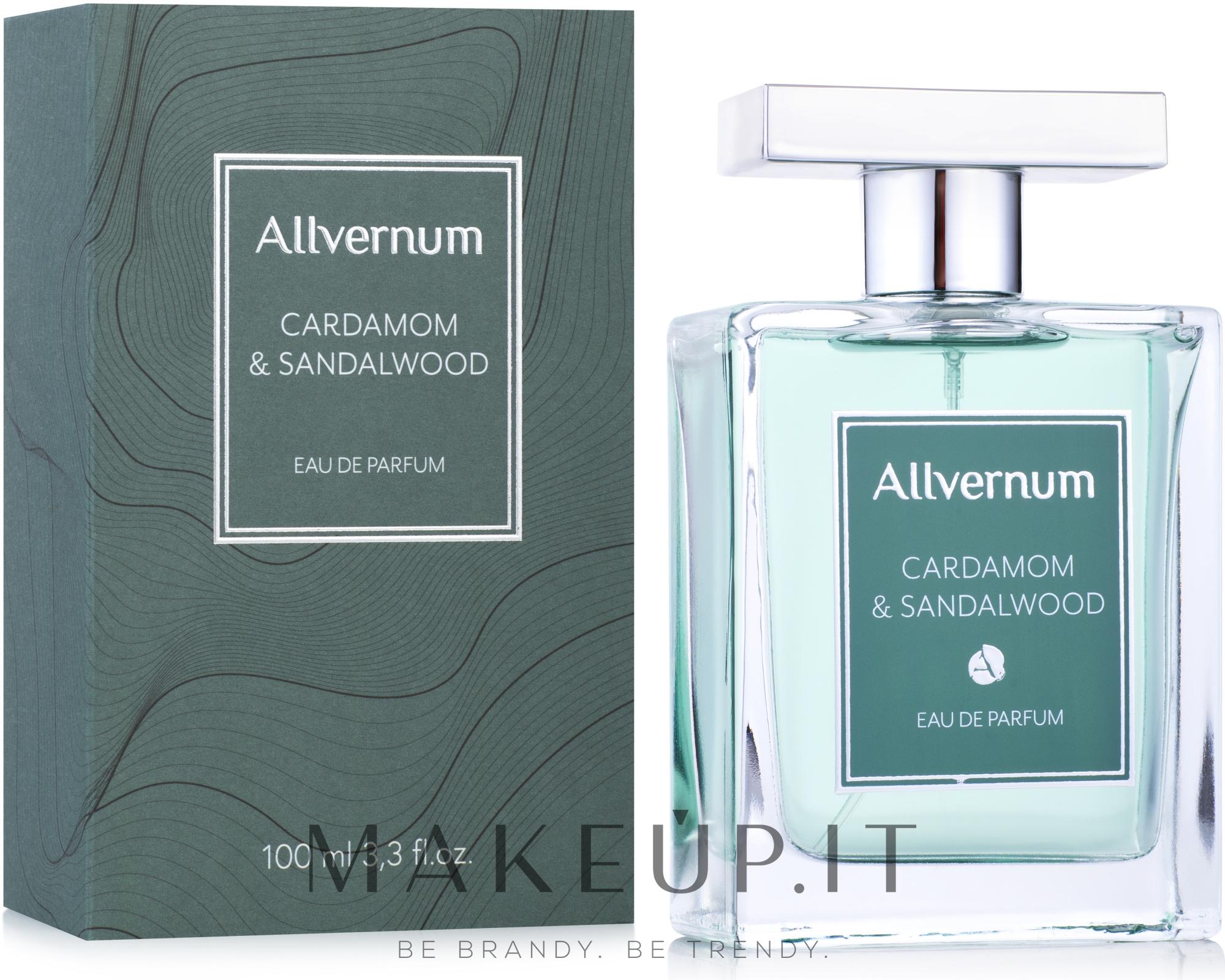 Allvernum Cardamom & Sandalwood - Eau de Parfum — foto 100 ml