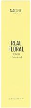 Profumi e cosmetici Tonico viso con estratto di calendula - Nacific Real Floral Calendula Toner