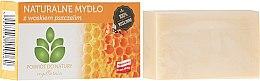 "Profumi e cosmetici Sapone naturale ""Cera d'api"" - Powrot do Natury Natural Soap Beeswax"