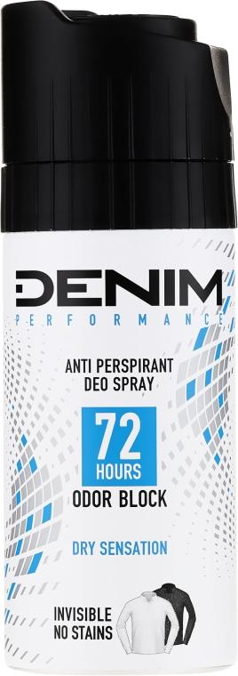 Deodorante-spray - Denim Deo Dry Sensation — foto N1