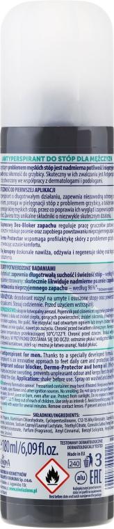 Deodorante piedi - Farmona Nivelazione For Men Feet Antiperspirant — foto N2