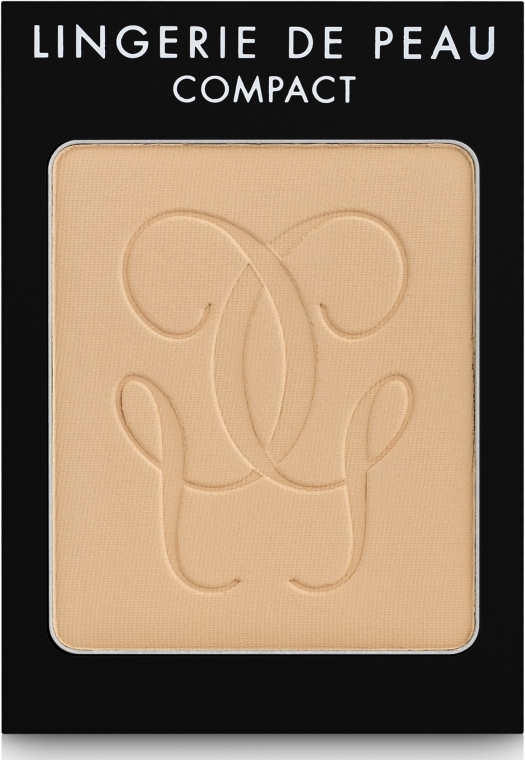 Cipria compatta - Guerlain Lingerie de Peau Compact Mat Alive (ricarica) — foto N1
