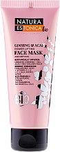 Profumi e cosmetici Maschera per viso, Ginseng e Asai - Natura Estonica Ginseng & Acai Face Mask