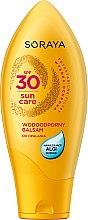 Profumi e cosmetici Balsamo protezione solare, idratante - Soraya Sun Care Waterproof Sun Balm SPF30
