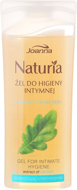 Gel per l'igiene intima con estratto di corteccia di quercia - Joanna Naturia Intimate Hygiene Gel