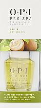 Profumi e cosmetici Olio per unghie e cuticole - O.P.I. ProSpa Nail & Cuticle Oil