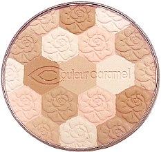 "Profumi e cosmetici Cipria ""Mosaico"" - Couleur Caramel Powder"