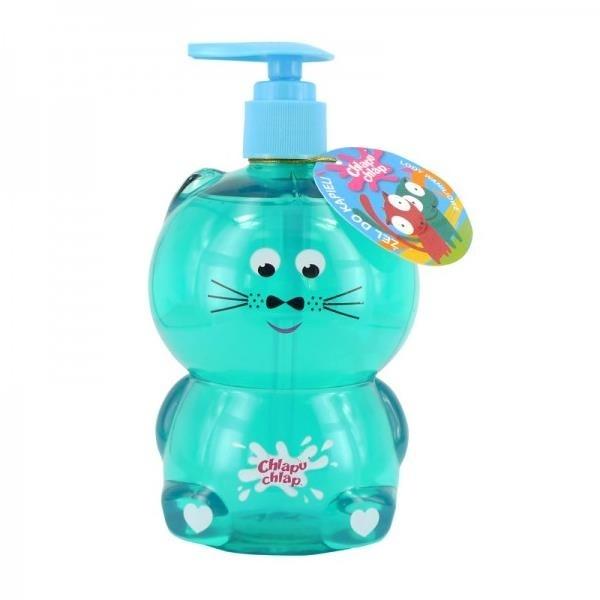 """Gel doccia per bambini """"Gatto"""" - Chlapu Chlap Bath & Shower Gel"""