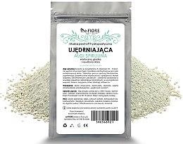 Profumi e cosmetici Maschera esfoliante - E-fiore Professional Firming Algae Peel-Off Mask With Spirulin 8 Treatments