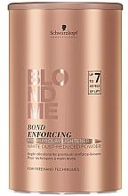Profumi e cosmetici Polvere di argilla per la decolorazione dei capelli - Schwarzkopf Professional Blondme Claylightener