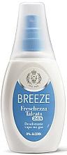 Profumi e cosmetici Breeze Deo 24h Vapo - Deodorante spray per corpo