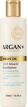 Profumi e cosmetici Condizionante per capelli colorati - Argan + 5 Oil Miracle Conditioner