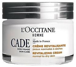 Profumi e cosmetici Crema viso rivitalizzante - L'Occitane Cade Revitalizing Cream