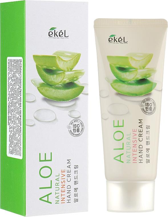 Crema mani con estratto di aloe - Ekel Natural Intensive Aloe Hand Cream