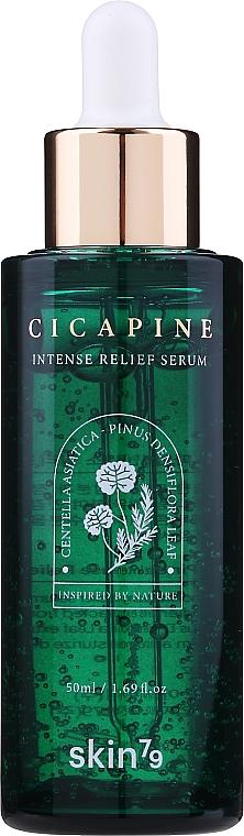 Siero viso intensamente rigenerante - Skin79 Cica Pine Intense Relief Serum