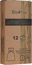 Profumi e cosmetici Bio4You Beauty Set - Set (pads/12pcs + laundry bag/1pc)